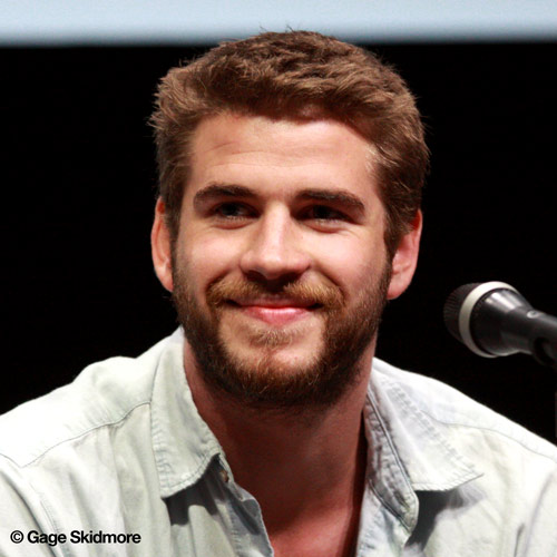 I ♥ Australia answer: LIAM HEMSWORTH