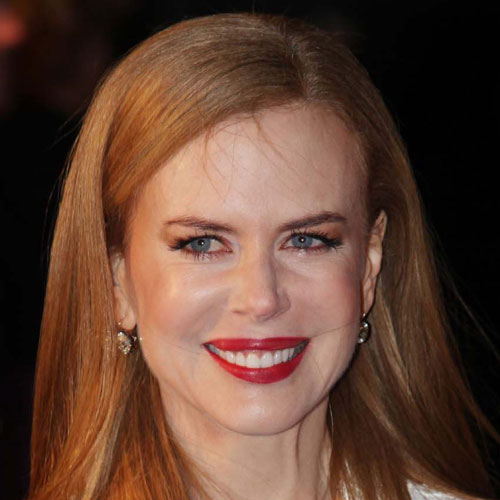 I ♥ Australia answer: NICOLE KIDMAN