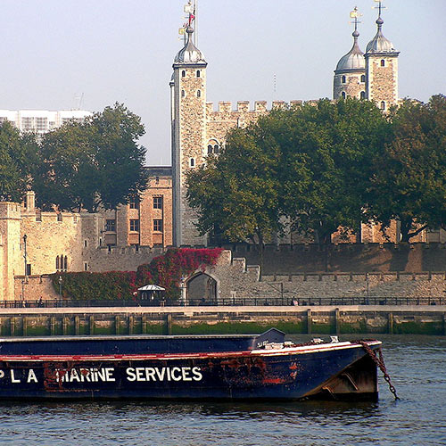 I Love UK answer: TOWER OF LONDON