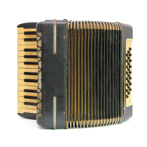 Instruments answer: ACCORDÉON
