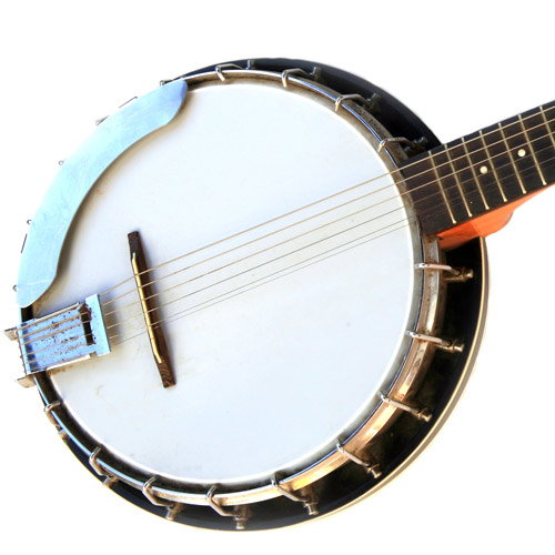 Instruments answer: BANJO