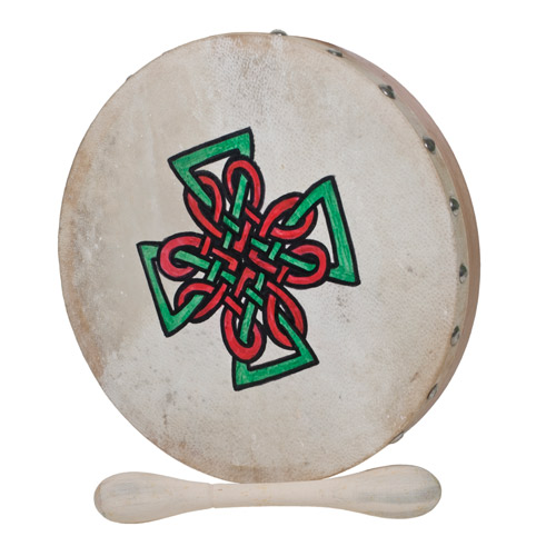 Instruments answer: BODHRAN