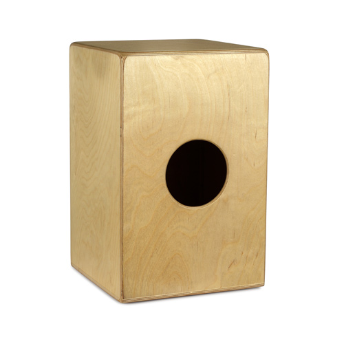 Instruments answer: TAMBOUR CAJON