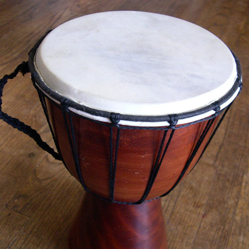 Instruments answer: DJEMBE
