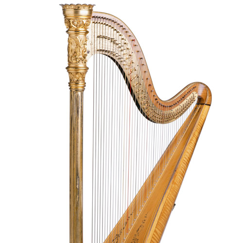 Instruments answer: HARPE