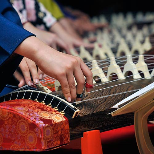 Instruments answer: KOTO
