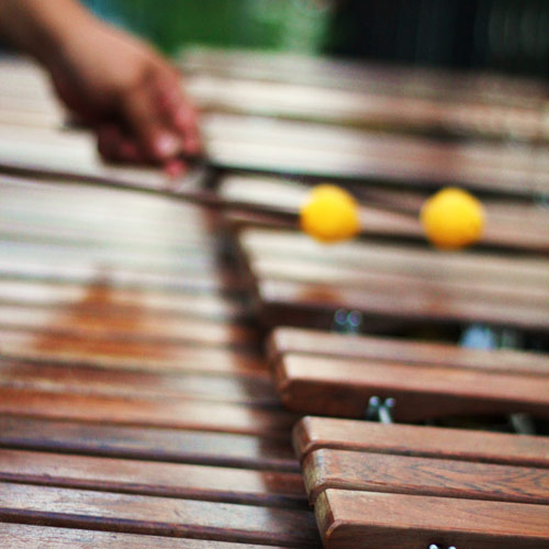 Instruments answer: MARIMBA