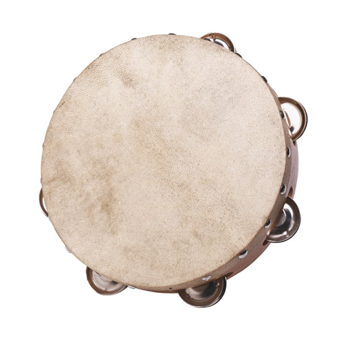 Instruments answer: TAMBOURIN