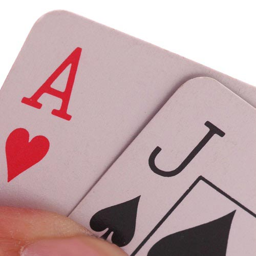 Jeux answer: BLACKJACK