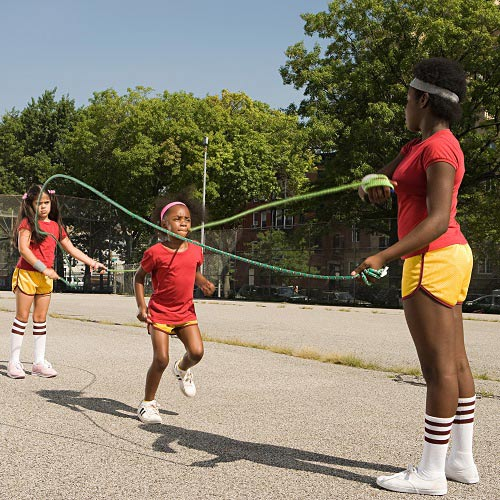 Jeux answer: DOUBLE DUTCH