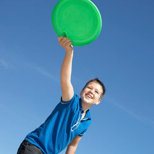 Jeux answer: FRISBEE