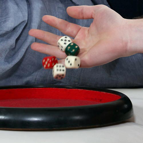 Jeux answer: YAHTZEE