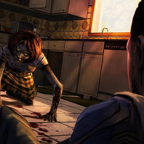 Jeux vidéo 2 answer: THE WALKING DEAD