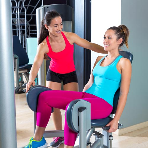 Keep Fit answer: HIP ABDUCTOR