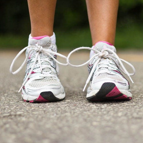 Keep Fit answer: RUNNING SHOES