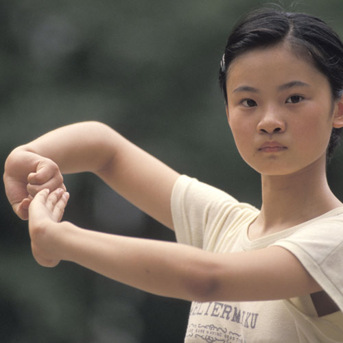 Keep Fit answer: TAI CHI