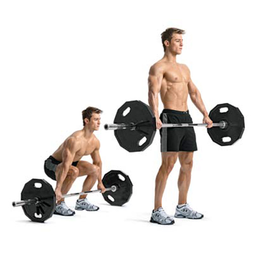 Keep Fit answer: DEADLIFT