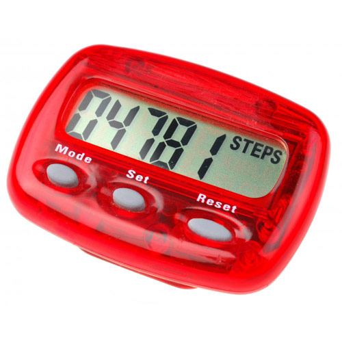 Keep Fit answer: PEDOMETER