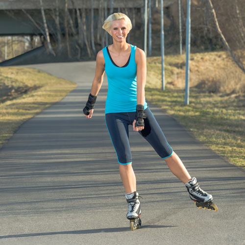 Keep Fit answer: ROLLERBLADE