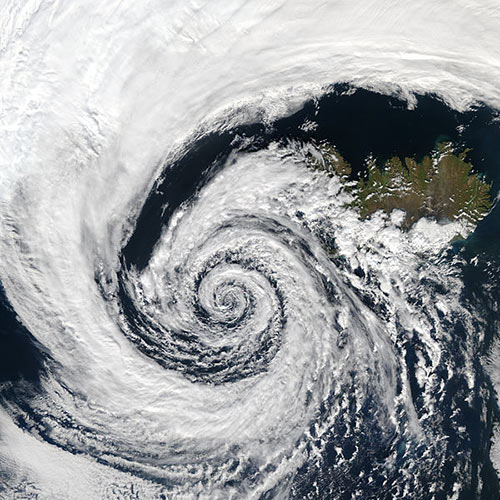 La météo answer: CYCLONE