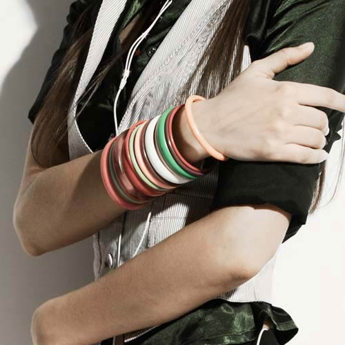 La mode answer: BRACELETS
