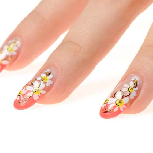 La mode answer: NAIL ART