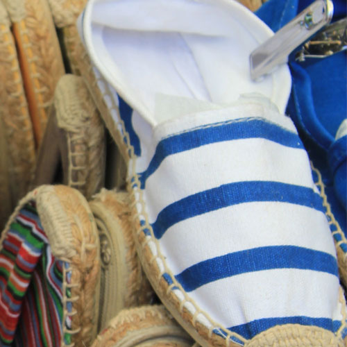 La mode answer: ESPADRILLES