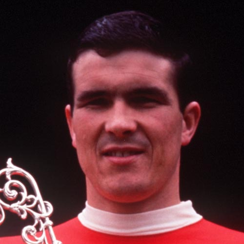 Légendes du LFC answer: RON YEATS