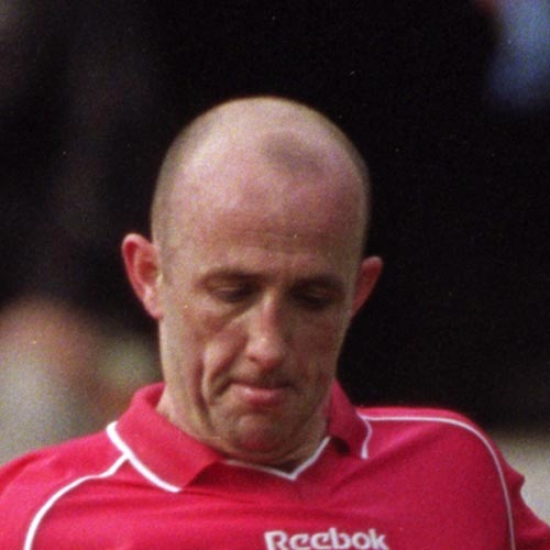 Légendes du LFC answer: GARY MCALLISTER