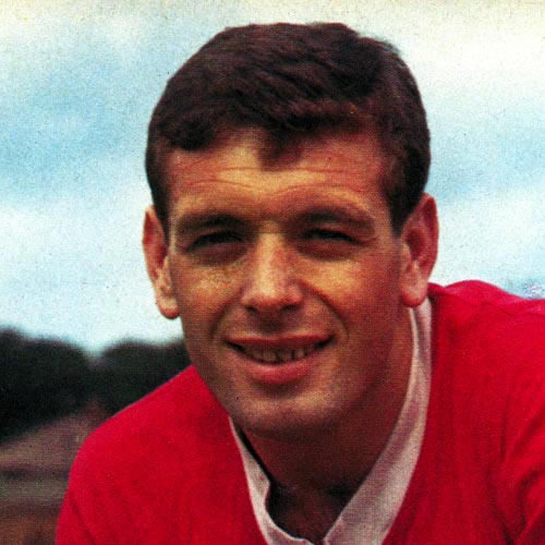 Légendes du LFC answer: IAN CALLAGHAN