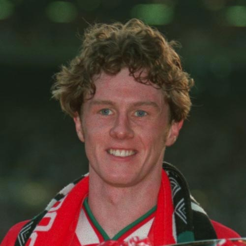Légendes du LFC answer: STEVE MCMANAMAN