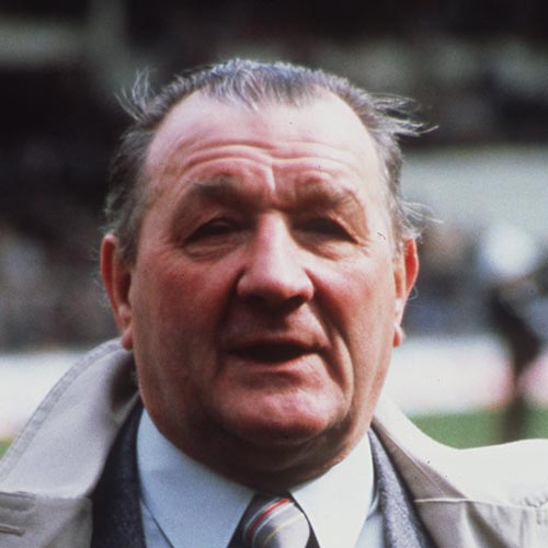 Légendes du LFC answer: BOB PAISLEY