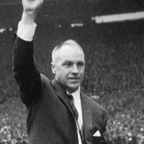 Légendes du LFC answer: BILL SHANKLY