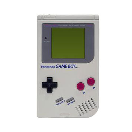 Les années 90 answer: GAME BOY