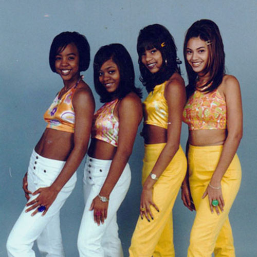 Les années 90 answer: DESTINYS CHILD