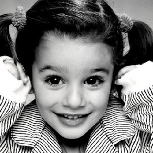 Les stars bébés answer: LEA MICHELE