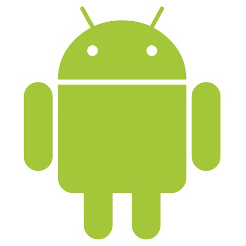 Logos answer: ANDROID