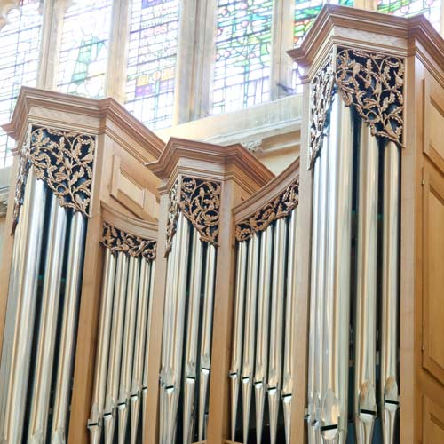 Mariages answer: ORGUE