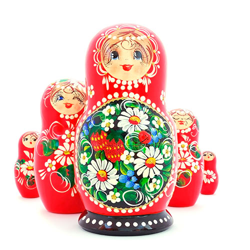 M is for... answer: MATRYOSHKA
