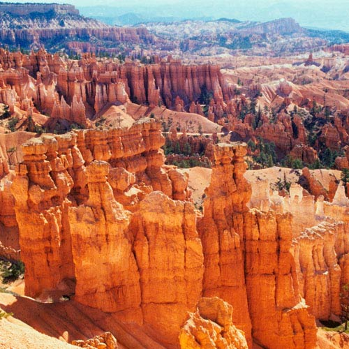 Monuments answer: BRYCE CANYON