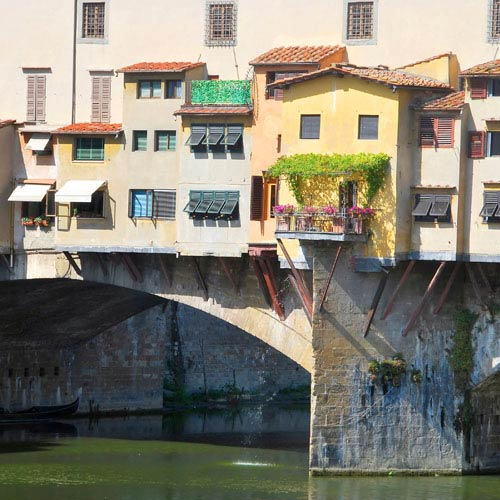 Monuments answer: PONTE VECCHIO
