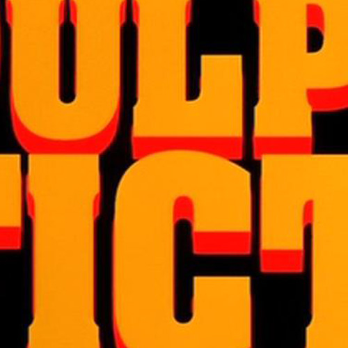 Movie Logos answer: PULP FICTION