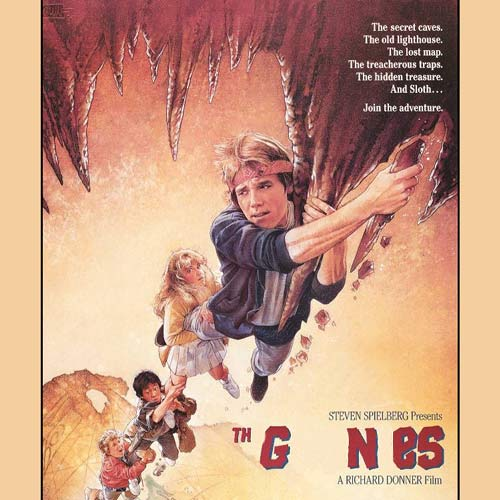 Movie Logos answer: THE GOONIES