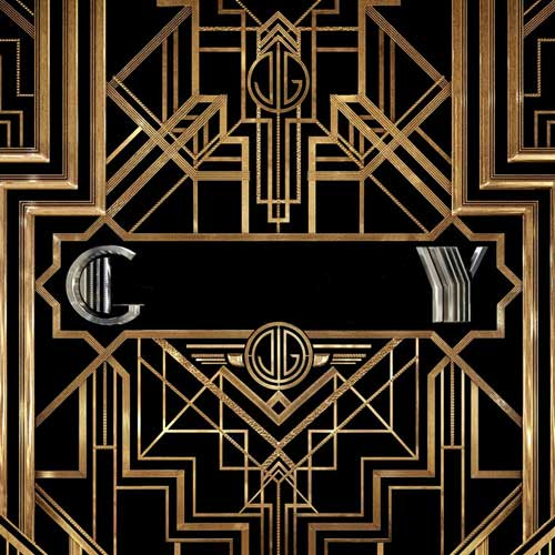 Movie Logos answer: THE GREAT GATSBY