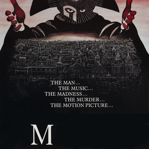 Movie Logos 2 answer: AMADEUS