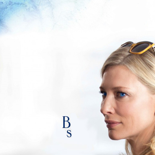 Movie Logos 2 answer: BLUE JASMINE