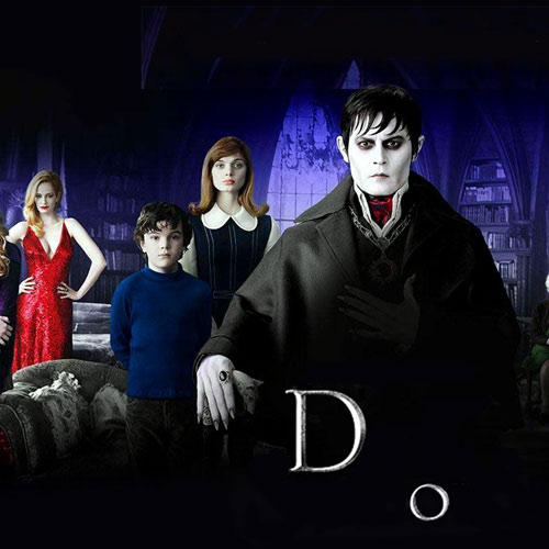 Movie Logos 2 answer: DARK SHADOWS
