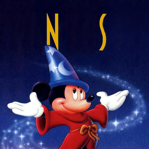 Movie Logos 2 answer: FANTASIA