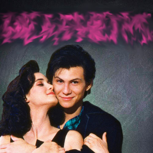 Movie Logos 2 answer: HEATHERS