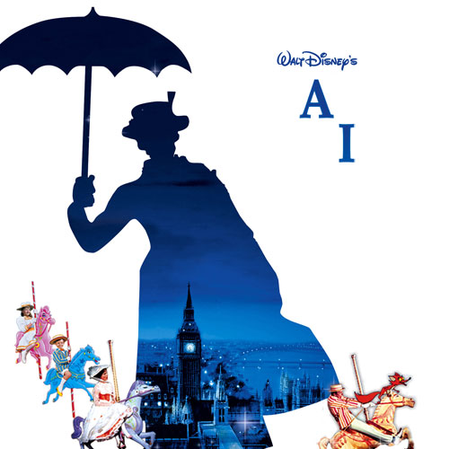 Movie Logos 2 answer: MARY POPPINS